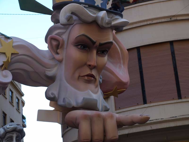Photo Las Fallas